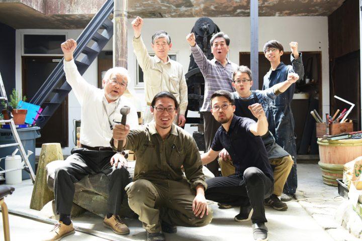兵庫県の伝統産業「播州刃物」職人の後継者育成に挑戦中 資金集めはクラウドファンディング
