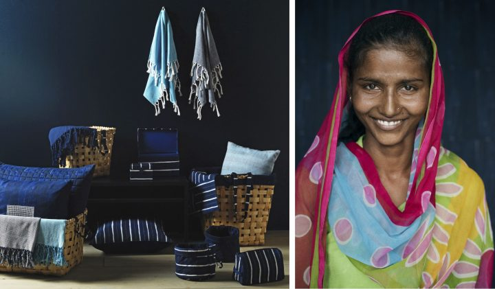 インドの伝統的手工芸によるIKEAの限定コレクション 「INNEHÅLLSRIK/インネホルスリク」が登場