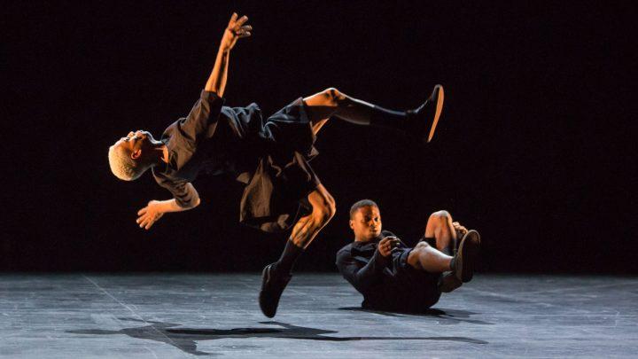 ダンスカンパニー「グルーポ・ヂ・フーア」の最新作「イノア」 山口情報芸術センター[YCAM]にて上演