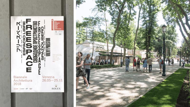 【第16回ヴェネチア・ビエンナーレ国際建築展2018】 多種多様な「freespace」を体感する建築の祭典