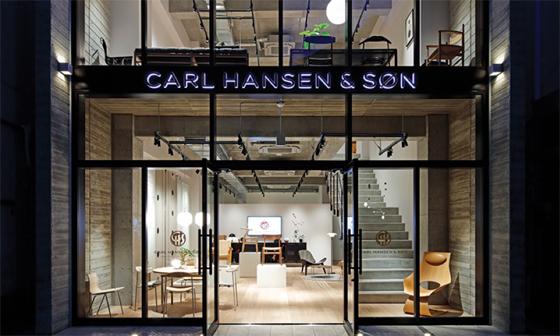 デンマークの老舗家具メーカー カール・ハンセン&サン 国内2店舗目のフラッグシップ・ストアが大阪・南堀…