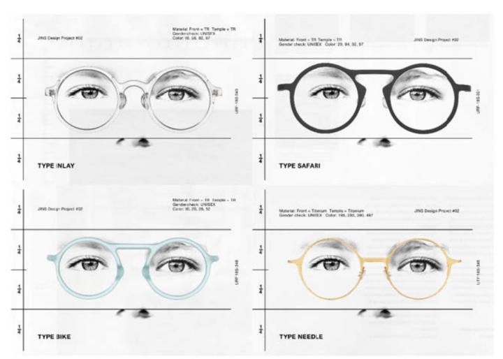JINS Design Projectの第2弾はコンスタンティン・グルチッチ! メガネのデザインは自身初の取り組み