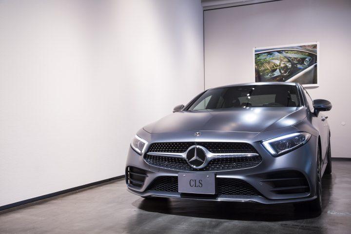 """メルセデス・ベンツが新型「CLS」を発表 7年ぶりのフルモデルチェンジで目指した""""シンプルさ"""""""