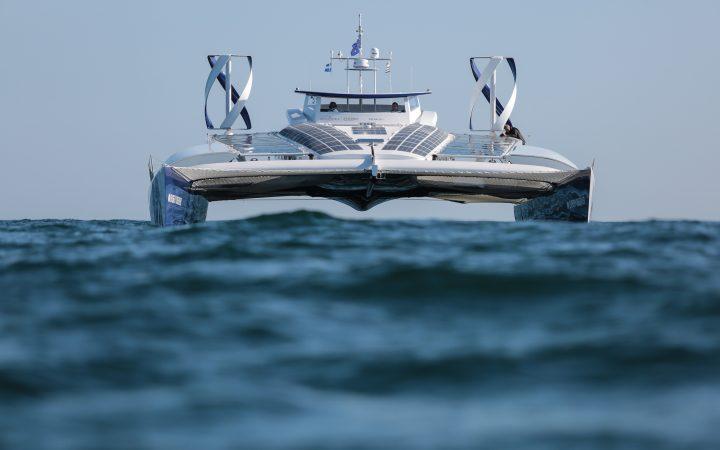 トヨタが水素燃料船「エナジー・オブザーバー」への支援の延長を発表 2020年のオリンピックまでに東京を目…