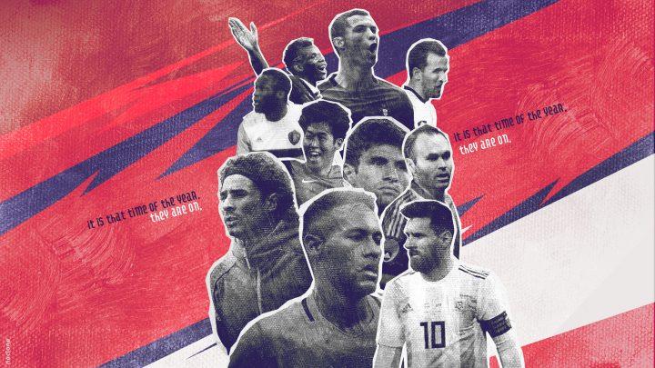 製品・企業ブランディングを手がけるNacione 2018年ロシア大会の開催を記念した「ワールドカップ・カード…