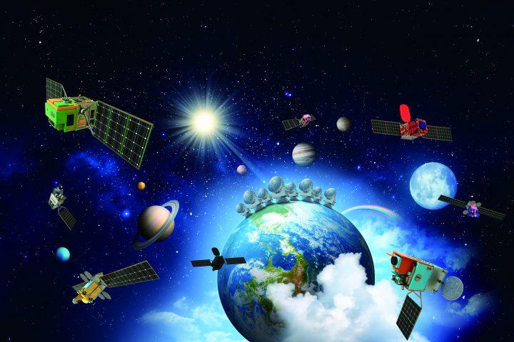 「Space Challenge in Ginza-人工衛星と大型望遠鏡で宇宙のひみつに挑む!」が開催 宇宙の魅力を東京・銀…