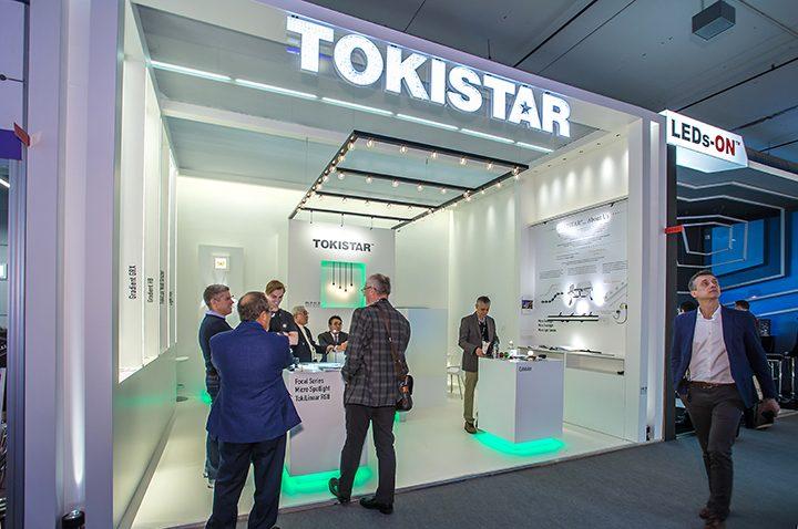 Light+Building 2018 レポート EU市場に向けた独自のプレゼンテーション ——トキ・コーポレーション