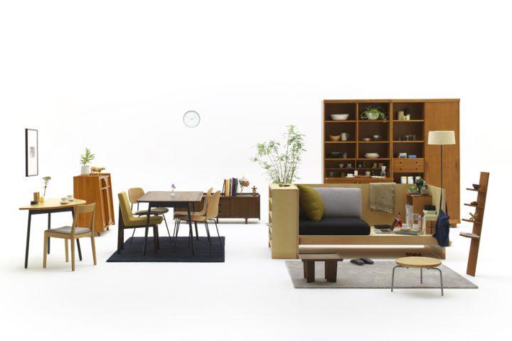 今年で活動20周年のクリエイティブユニット・graf 2つの新たな家具シリーズ 全5アイテムを製作中