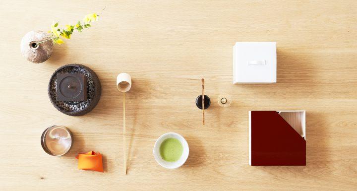 中川政七商店グループが展開する「茶論 ⽇本橋店」 2018年9⽉25⽇(火)にオープン 店舗デザインは佛願忠洋