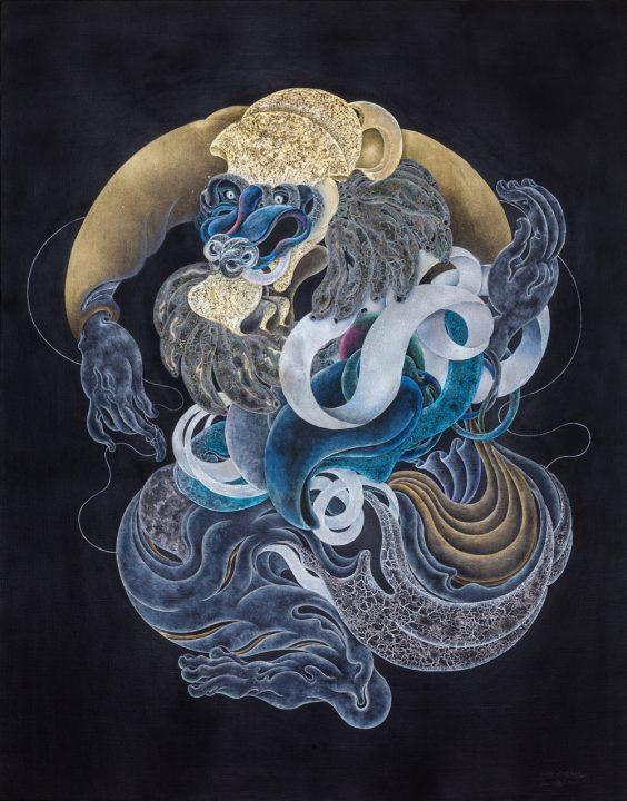 双子のアートユニット・HAMADARAKA 初の大型個展「EDENDORDORADO」開催