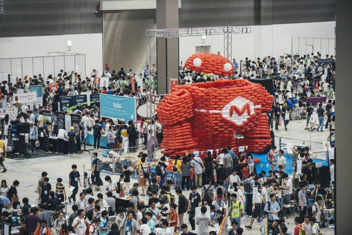 「Maker Faire Tokyo 2018」が開催 ユニークなロボットを作る「ユカイ工学」も参加!
