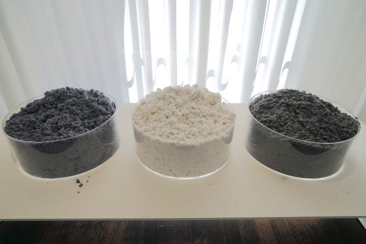 【ミラノサローネ2018】 マテリアルドリブンで展開するプロジェクト 「Really」と「Waste No More」