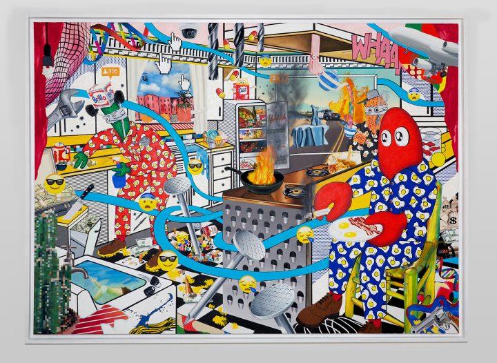 ロンドンをベースに活躍するマルチアーティスト フィリップ・コルバート 日本初となる個展「PHILIP COLBER…