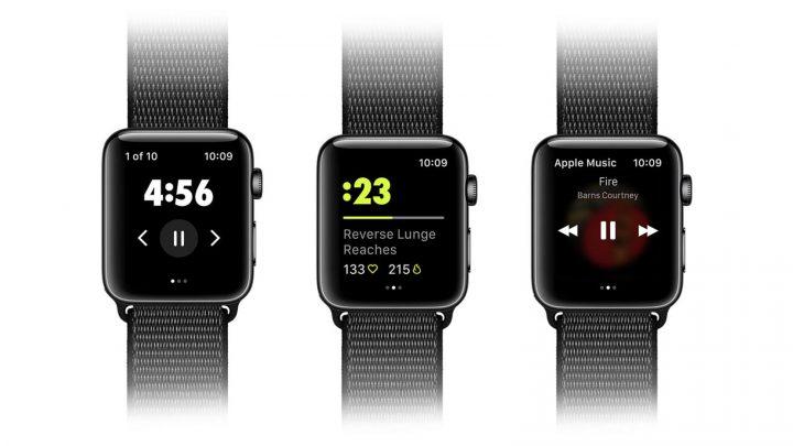 Nike Training ClubアプリがApple Watchに対応 手首から心拍数、燃焼カロリー等の運動データもモニタリング