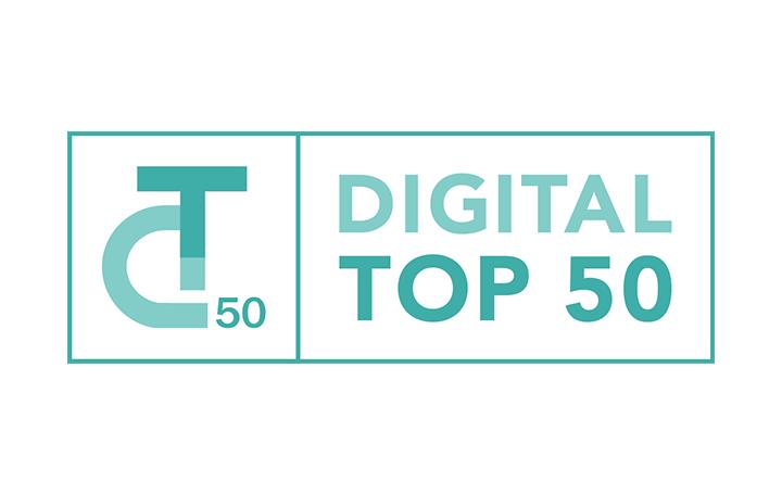 ヨーロッパのハイテクベンチャーを対象とする「Digital Top 50 Awards」 2018年度の受賞者が発表