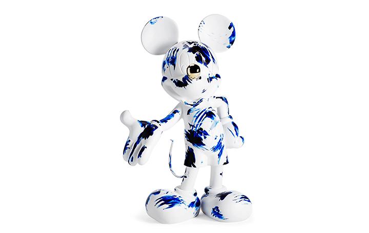 プロダクトデザイナーのマルセル・ワンダース ミッキーマウスの誕生90周年を記念して「One Minute Mickey…