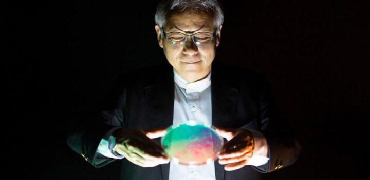 MITメディアラボ 副所長・石井裕氏による講演会が開催 「前陣速攻未来可視化——タンジブル・ビッツからラデ…