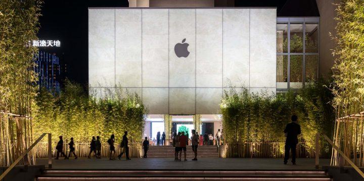 Foster + PartnersによるデザインでAppleがマカオに直営店 「Apple Cotai Central」をオープン