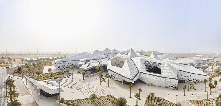 ザハ・ハディド・アーキテクツが建築デザインを担当した「KAPSARC」 ワールドアーキテクチャーフェスティ…