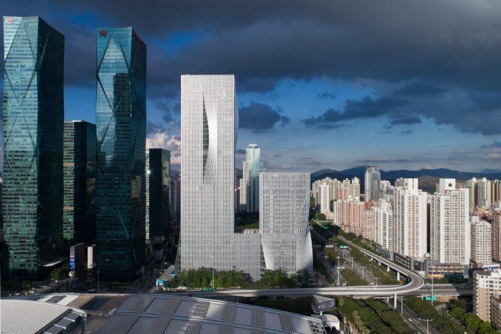 建築事務所ビャルケ・インゲルス・グループが設計を担当 中国・深圳能源グループの本社ビルで新たな断熱計…