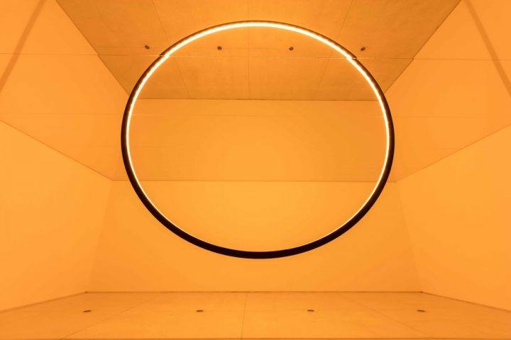 オラファー・エリアソンの展覧会 「Olafur Eliasson: The unspeakable openness of things」 北京のRed Br…