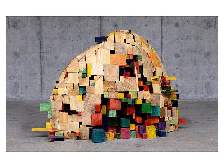 若手彫刻家・西村卓の個展「西村 卓展 ―拡張都市―」 銀座 蔦屋書店内 GINZA ATRIUMにて開催