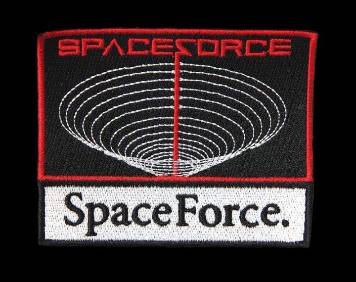 """トランプ大統領が創設を目指す""""宇宙軍""""のロゴをミルトン・グレイザーらが作成 ブルームバーグ ビジネスウ…"""