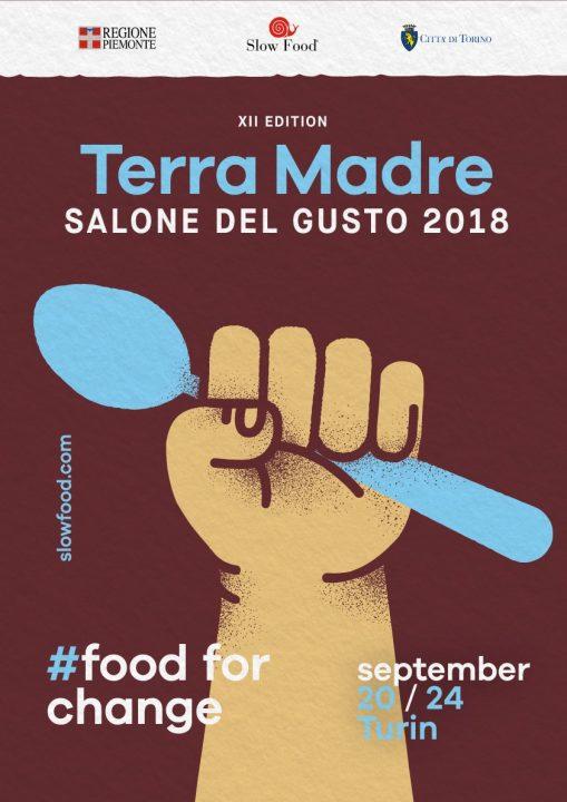 国際的なスローフード・プロジェクト 「テッラ・マードレ・サローネ・デル・グスト 2018」 イタリア・トリ…