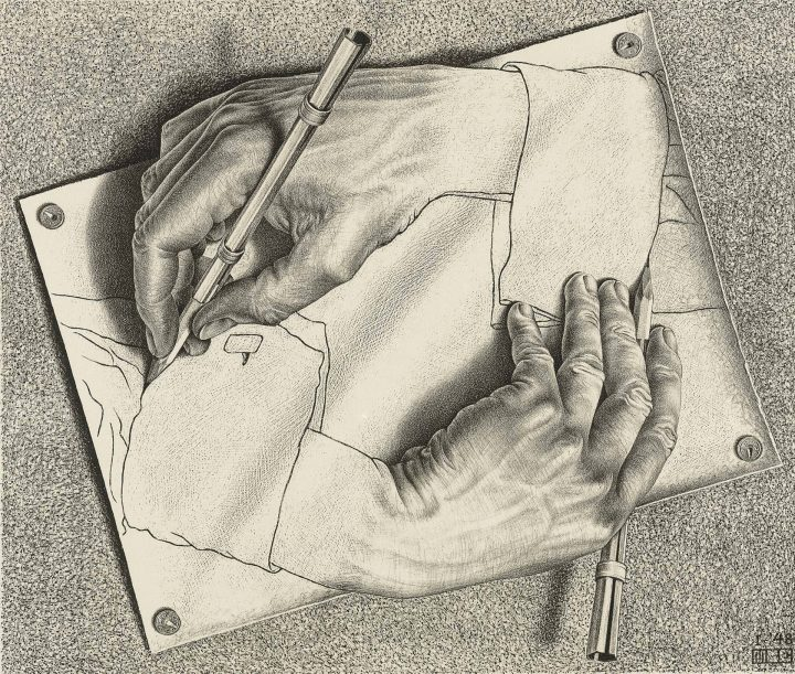 nendoがオランダの画家・M.C.エッシャーとコラボレーション ビクトリア国立美術館で「Between Two Worlds …
