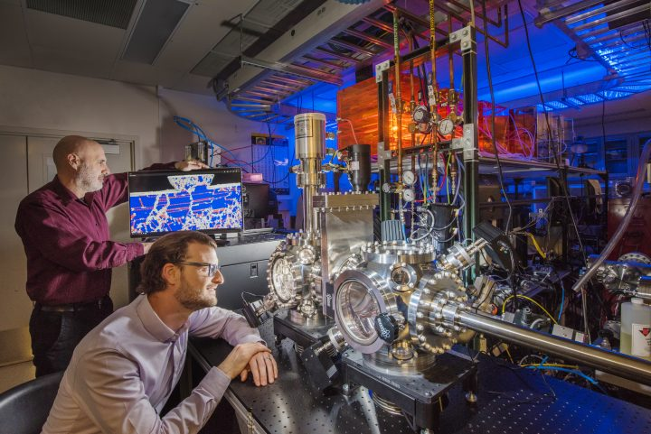 米サンディア国立研究所材料工学チーム 世界で最も耐摩耗性に優れた金属を開発