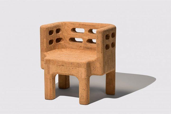ブラジルの家具デザイナー カンパーナ・ブラザーズ ポルトガル文化を受け継ぐコルク製の家具コレクション…