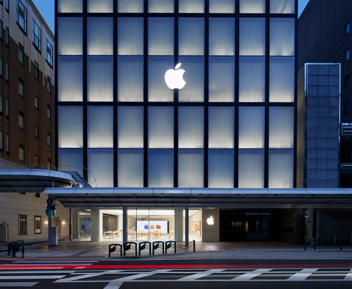 Apple京都、2018年8月25日(土)10時 四条通にオープン