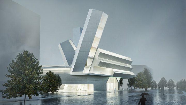 Steven Holl Architectsが未来のキャンパスをデザイン ユニバーシティ・カレッジ・ダブリン国際デザインコ…