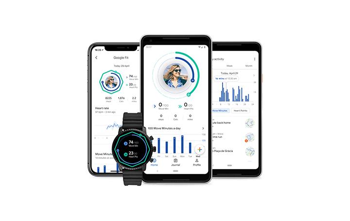 新しくなった「Google Fit」が発表 2つのアクティビティゴールで日常生活に運動を効果的に取り入れる