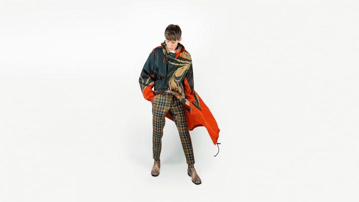 ドリス ヴァン ノッテンがマーブルプリントのナイロンコートを限定発売 店舗ごとに異なる10のデザイン