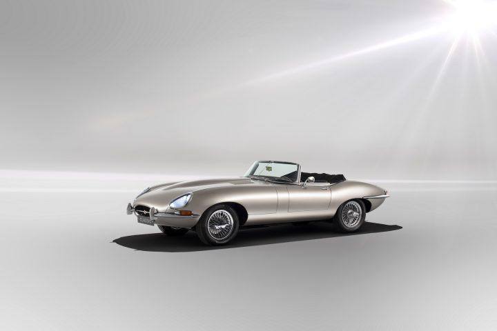 Jaguarの名車 Eタイプ が完全電動化して復活 既存オーナーにはEV変換サービスも提供