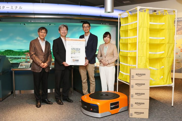 Amazonが物流博物館にてAmazon Roboticsを展示協力 2018年8月7日(火)から国内初の常設展示が開始