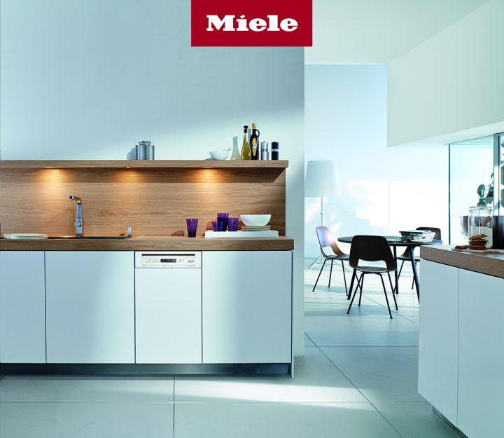 ドイツ・ミーレ社創業120周年を記念したビルトイン食器洗い機 期間限定の特別価格で登場