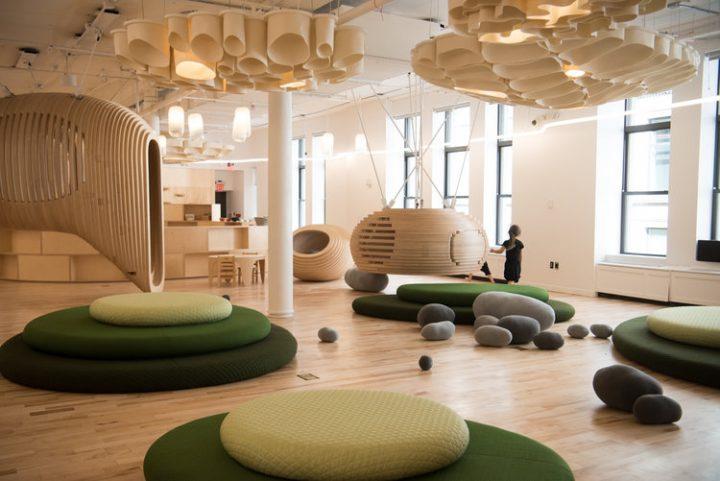 コワーキングスペースを提供するWeWorkが小学校「WeGrow」設立 空間設計は建築家ビャルケ・イン…