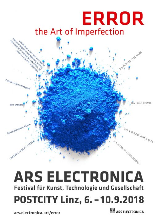 Ars Electronica Festivalが2018年9月6日(木)から開催 今年度のテーマは「ERROR-the Art of Imperfecti…