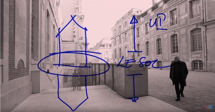 建築家ドミニク・ペローが主宰するインターネット公開講義が開催 テーマは地下空間を研究する「Groundscap…