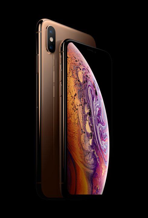 iPhone史上最大のディスプレイを搭載した iPhone XsとiPhone Xs Maxが登場