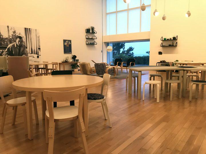 「アアルトの声」を聴く回顧展 神奈川県立近代美術館 葉山「アルヴァ・アアルト――もうひとつの自然」