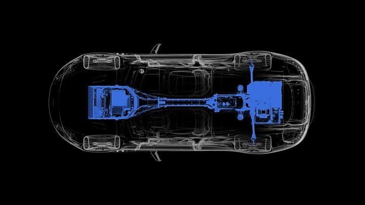 アストンマーティンが初のEV「ラピードE」を発表 2019年後半より155台を販売予定