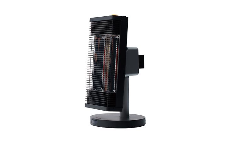 ダイキン工業の遠赤外線暖房機「セラムヒート」がリニューアル 多様なインテリアに調和するシンプルでモダ…