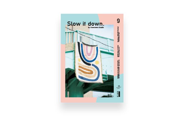 LAのブランケットブランド「Slowdown Studio」 日本で2度目の展示会が池尻大橋のBPMにて開催
