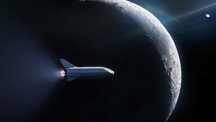 宇宙を舞台にしたアート・プロジェクト「#dearMoon」が始動 SpaceXの協力のもと前澤友作氏が民間人初の月…