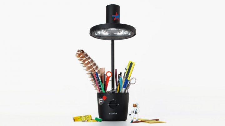 バルミューダから新製品が登場 子どもたちの目を守るデスクライト「BALMUDA The Light」を発表