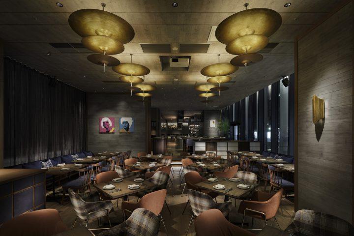ブルーノート・ジャパンの新レストラン「Lady Blue」がオープン 大人の好奇心を刺激する内装デザインは小…