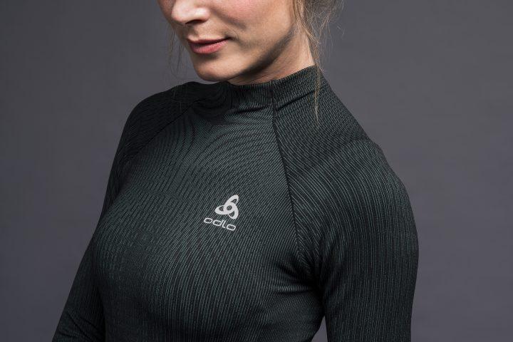 Zaha Hadid Designがスポーツウェアブランド・ODLOとコラボ 最新のボディマッピング技術を使用したベース…